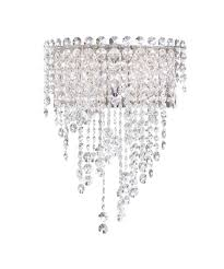 Swarovski Wall Sconces Schonbek Ch1232 Chantant 14 Inch Wide Wall Sconce Capitol