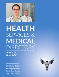 health services u0026 medical directory 2016 by community newspapers