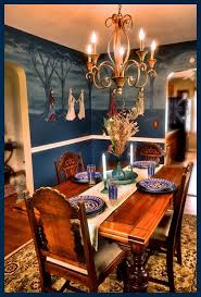 43 best catty corner cottage tour images on pinterest witches catty corner cottage twelve dancing princesses dining room done princess muralfairy princesseswall