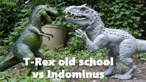 t rex school v indominus review