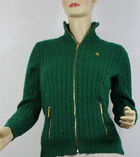 womens ralph sweater polo ralph zip 100 cotton sweaters for ebay