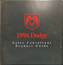 1996 dodge dakota repair shop manual original