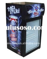small beer fridge glass door glass door beer cooler mini bar fridge for sale price china