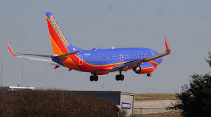 Southwest 59 One Way Flights by Love Field U0027s Passenger Traffic Rose 59 Percent One Year After The