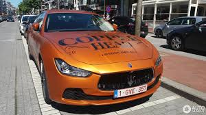 Maserati Ghibli 2013 20 August 2016 Autogespot