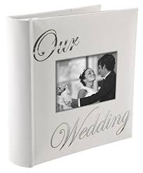 4x6 wedding photo album our wedding album by malden holds 160 photos 4x6