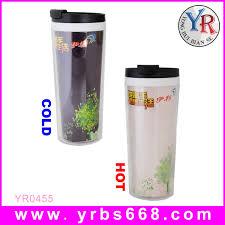 18 years manufacture custom color change starbucks mug magic
