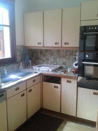 repeindre sa cuisine en gris repeindre sa cuisine en gris simple peinture les couleurs
