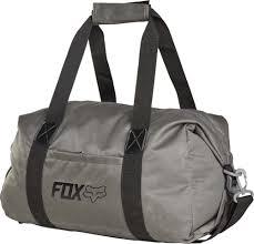 motocross gear bags closeout 40 00 fox racing legacy duffel gear bag 1030326