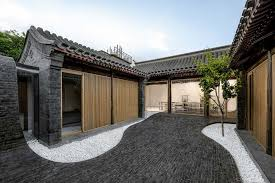 courtyard home designs amazing inner courtyard home design that twists turns inside out