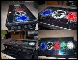 cool magic the gathering table geekery pinterest gaming