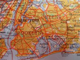 Maps Of New York by Map Of New York City Stock Photo Picture And Royalty Free Image