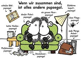 ohne dich ist alles doof spr che 77 best sheepwold images on sayings and