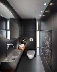 Black Modern Bathroom Bathroom Simple Small Bathroom Design Ideas With Recrangle Black