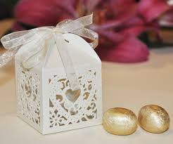wedding favor boxes ivory wedding favor boxes ideas wedding favors ideas for