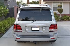 lexus lx470 for sale in california for sale 2006 lexus lx470 83 500 miles socal ih8mud forum