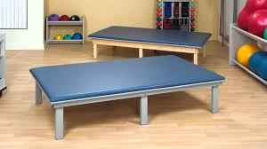 how to build a physical therapy mat table traditional mat platforms youtube