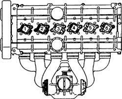 cylinder engine diagram six wiring diagrams instruction