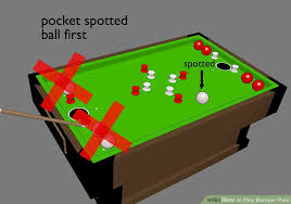 Bumper Pool Tables For Sale How To Play Bumper Pool 10 Steps With Pictures Wikihow