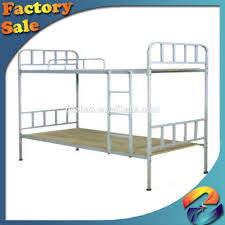 Double Metal Bed Frame Great New Design Double Steel Bed White And Black Steel Adults
