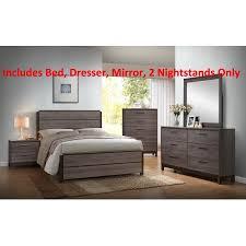 king size modern bedroom sets product