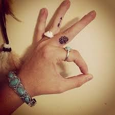 finger tattoos askideas com