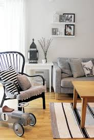 Poang Armchair Review The Ikea Strandmon Wing Chair Is A Comfortable Piece With A