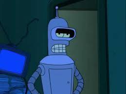 Bender Futurama Meme - meme do bender futurama youtube