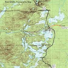 Malone Ny Map Ny Route 30 The Adirondack Trail Paul Smiths U0026 Saint Regis Lake