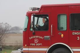 home city of davenport