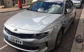 kia optima phev long term test
