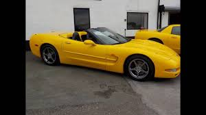 yellow corvette c5 2000 chevrolet corvette c5 yellow