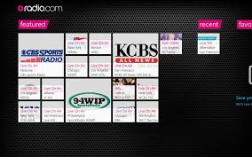 106 7 the fan live stream your favorite radio stations on the go with the radio com app