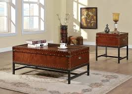 discount furniture milbank cherry end table w storage