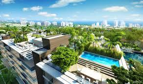 Luxury Homes Ft Lauderdale by Aqualuna Las Olas Luxury Waterfront Condos In Fort Lauderdale