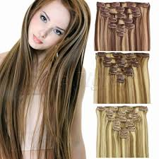 Make Clip In Hair Extensions by Best Way To Make Clip In Hair Extensions Look Real Tape On And