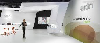 Interior Design Show Las Vegas Eton Stand At Ces By Gunther Spitzley Las Vegas Retail Design Blog