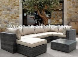 liquidation canapé meubles de jardin salon de jardin de liquidation en rotin canapé