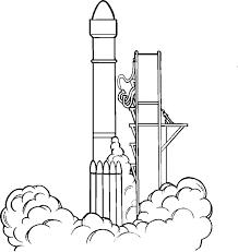 happy rocket ship coloring coloring desig 962 unknown