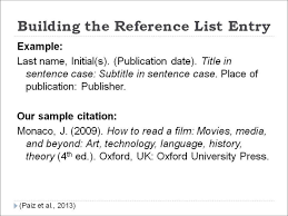 Essay Reference Example Citation Apa
