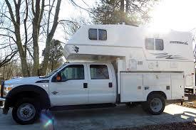 Camper For Truck Bed Work Camping In A Truck Camper Truck Camper Magazine