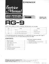 pioneer djm 800 djc 800 service manual download schematics