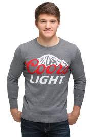 coors light t shirt amazon coors light logo sweater
