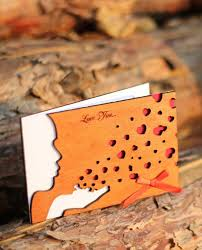 five year anniversary gift cards for him wood greeting card wood card 5 year
