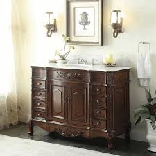Unfinished Wood Vanities 42 Inch Bathroom Vanity Wall Mounted Small Television Drop In
