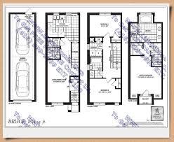 townhomes floor plans crowne mews home leader realty inc maziar moini broker