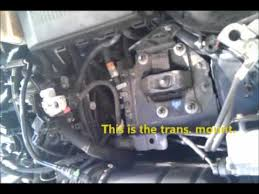 2005 ford focus transmission problems replacing the transmission mount on a 05 07 ford focus