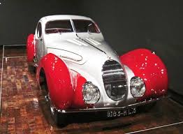 art deco cars display at its best