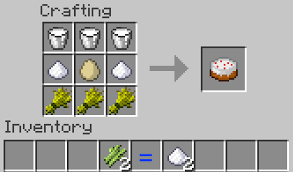 3 ways to make a cake in minecraft wikihow