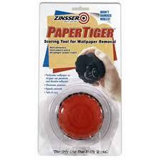 zinsser papertiger scoring tool for wallpaper removal walmart com